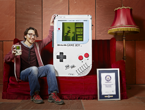 Largest Game Boy 2
