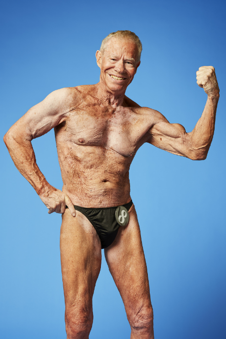 Oldest male bodybuilder 4