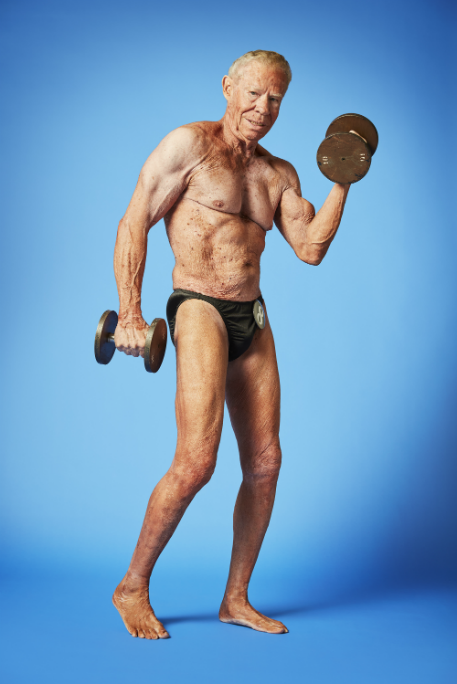 Oldest male bodybuilder 2