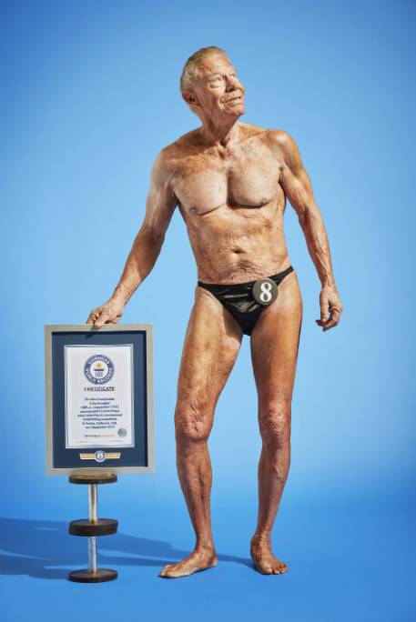 Oldest male bodybuilder