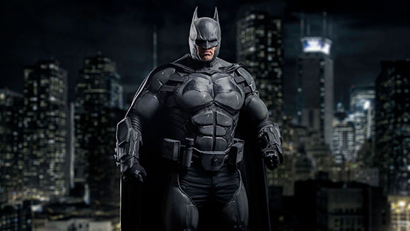 Video: Batman Cosplay-Anzug mit 23 funktionierenden Gadgets in der neuen GUINNESS WORLD RECORDS 2017: Gamer's Edition