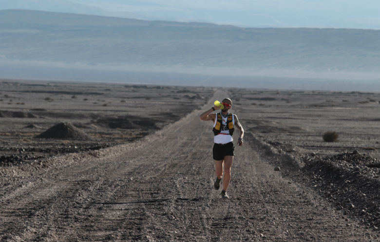 Fastest crossing of the Atacama Desert on foot